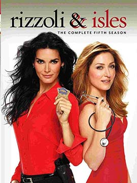 Rizzoli and Isles - The Complete Season Five