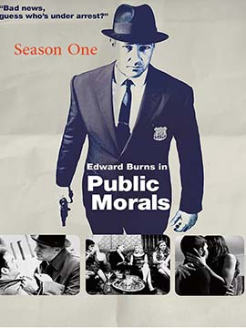 Public Morals - The Complete Season One