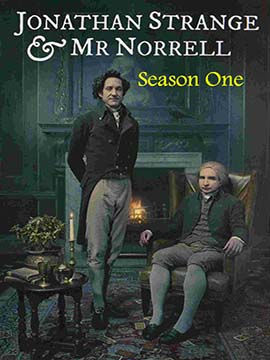 Jonathan Strange and Mr Norrell - The Complete Season One