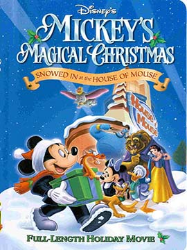 Mickey's Magical Christmas: Snowed in at the House of Mouse - مدبلج