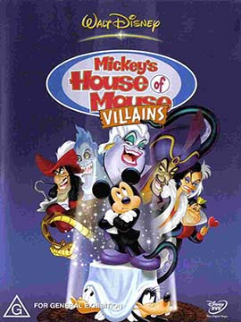 Mickey's House of Villains - مدبلج