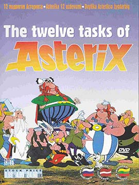 The Twelve Tasks of Asterix - مدبلج