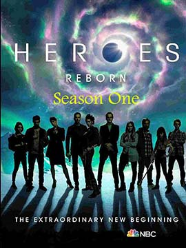 Heroes Reborn - The Complete Season One