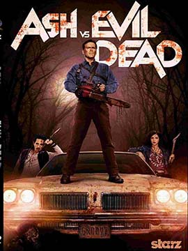 Ash vs Evil Dead - The Complete Season One