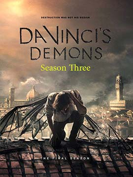 Da Vinci's Demons - The Complete Season Three