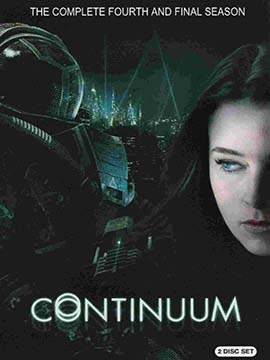 Continuum  - The Complete Season Four