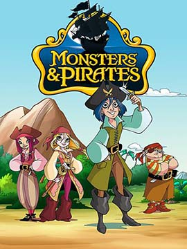 Monsters and Pirates - مدبلج