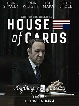 House of Cards - The Complete Season Four