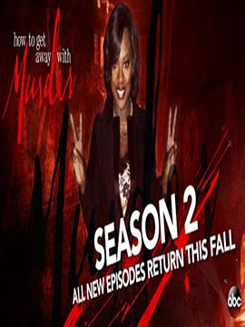 How to Get Away with Murder - The Complete Season Two