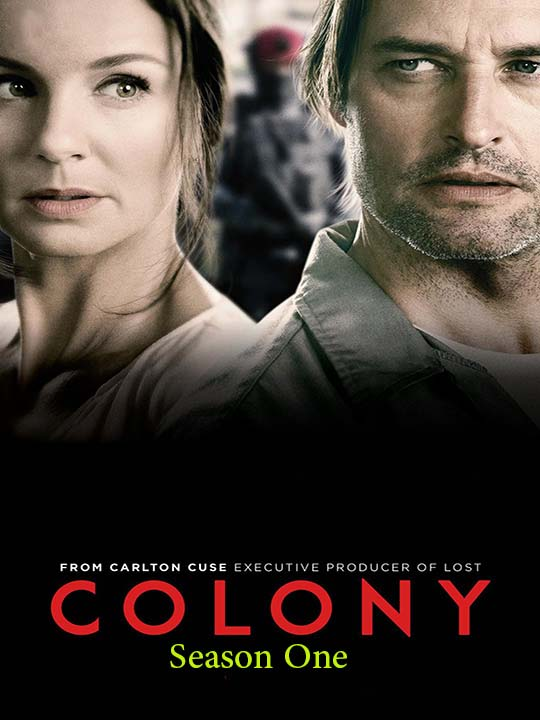 Colony - The Complete Season One