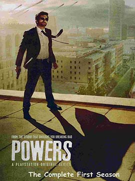 Powers - The Complete Season One