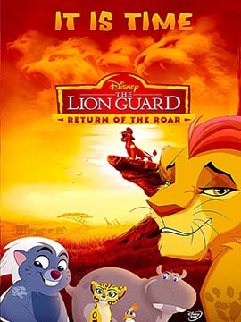 The Lion Guard: Return of the Roar - مدبلج