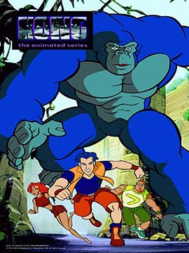Kong: The Animated Series - مدبلج