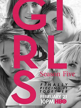 Girls - The Complete Season  Five