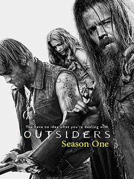 Outsiders - The complete Season One