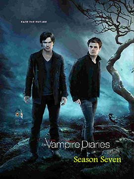 The Vampire Diaries - The Complete Season 7