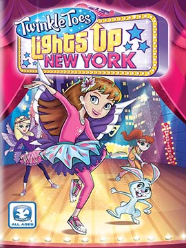 Twinkle Toes Lights Up New York
