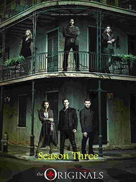 The Originals - The Complete Season Three