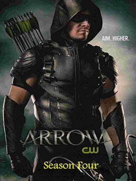 Arrow - The Complete Season Four
