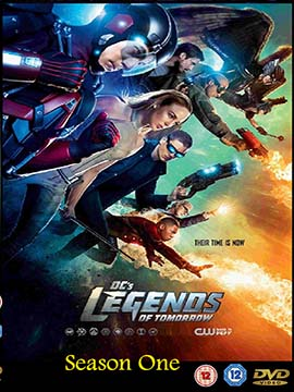 Legends of Tomorrow - The Complete Season One