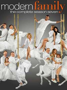 Modern Family - The Complete Season Seven