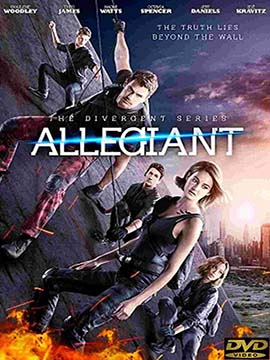 The Divergent Series Allegiant - Part 1