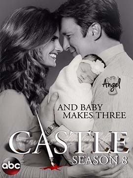 Castle - The Complete Season Eight