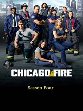 Chicago Fire - The Complete Season Four