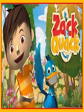 Zack and Quack - مدبلج