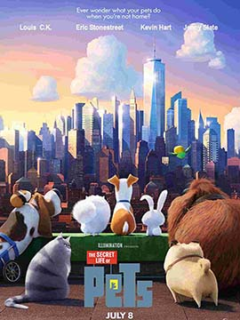 The Secret Life of Pets - مدبلج
