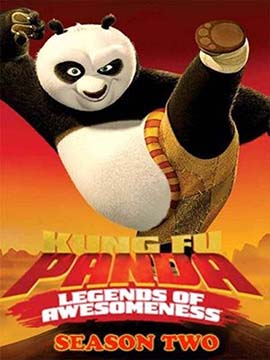 Kung Fu Panda: Legends of Awesomeness - The Complete Season Two - مدبلج