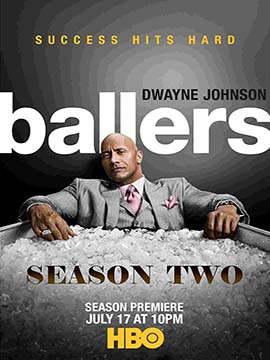 Ballers - The Complete Season Two