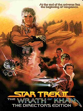 Star Trek 2 : The Wrath of Khan