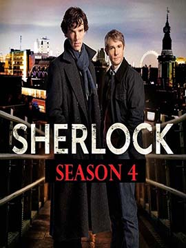 Sherlock - The Complete Season Four