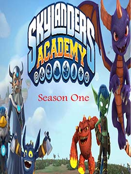 Skylanders Academy - The Complete Season One - مدبلج