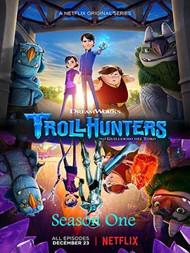 Trollhunters - The Complete Season One - مدبلج