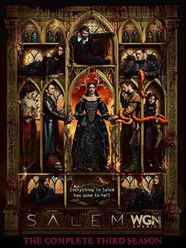 Salem - The Complete season Three