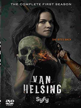 Van Helsing - The complete Season One