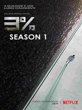 3% - The Complete Season One