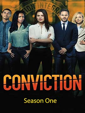Conviction - The Complete Season One