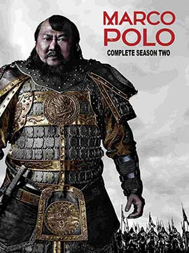 Marco Polo - The Complete Season Two