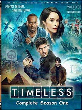 Timeless - The Complete Season One