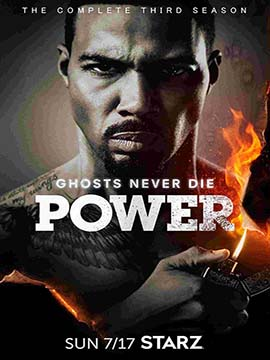 Power - The Complete Season Three
