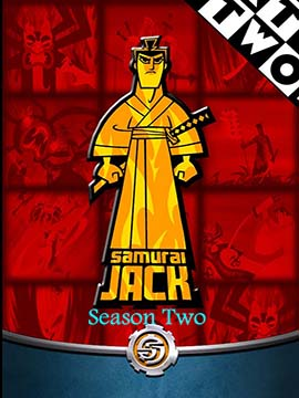 Samurai Jack - The Complete Season Two - مدبلج