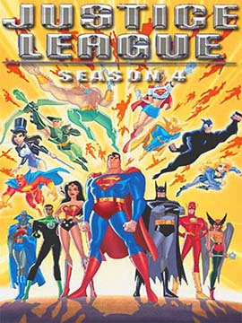 Justice League - The Complete Season Four