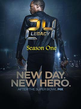 24: Legacy - The Complete Season One