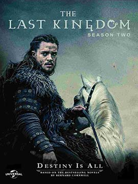 The Last Kingdom - The Complete Season Two