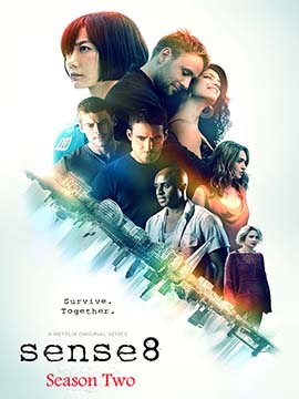 Sense8 - The Complete Season Two