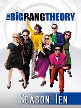 The Big Bang Theory - The Complete Season Ten