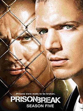 Prison Break - The Complete Season Five